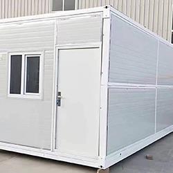浅述折叠集装箱的内部装置是什么
